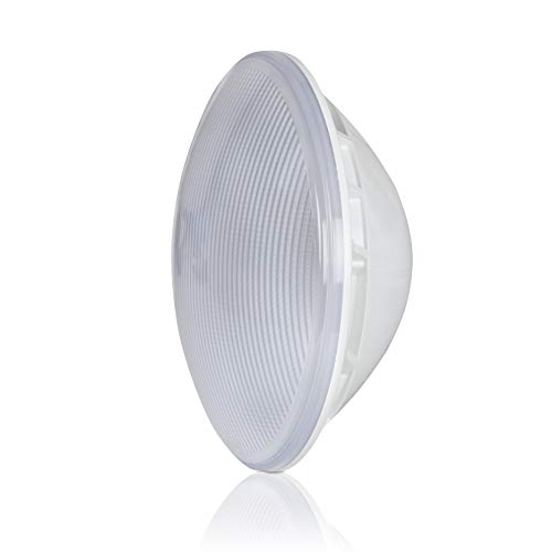Gre LEDP56WE Lámpara Led Blanca para Piscina Enterrada PAR56, 9W, 900 lúmenes