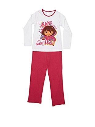 Dora la Exploradora Pijama Rosa, Talla 2 Years