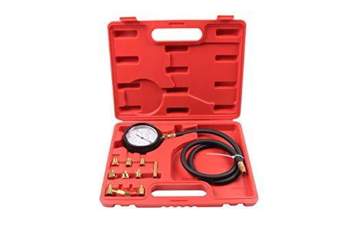 SLPRO Motor Öldruck Tester Öldruckprüfer Messgerät Öldrucktester Werkzeug Prüfer 0-28 bar