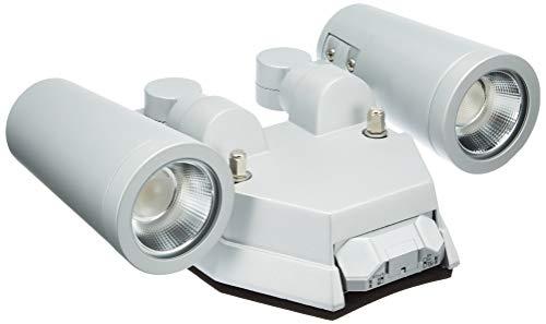 大光電機(DAIKO) LED人感センサー付アウトドアスポット (LED内蔵) LED 12.1W 電球色 2700K DOL-4670YS