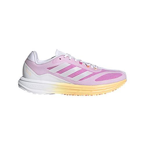 adidas SL20.2 W, Zapatillas de Running Mujer, FTWBLA/TOQGRI/ROSCHI, 38 2/3 EU