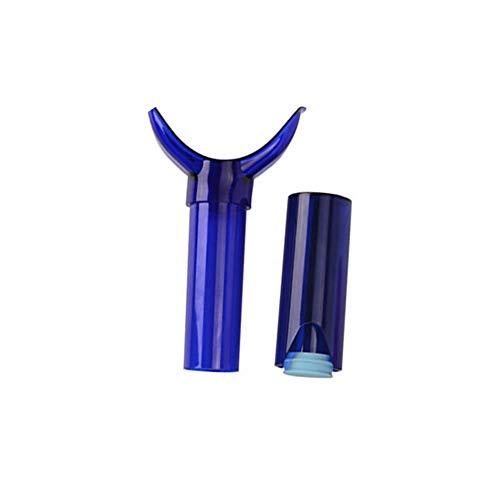 Xiton 1PC Lip Plumper Pompe A Levre Outil Naturel Pour Repulpeur De Levre Levre Pulpeuse Sexy Et Enhancer Dispositif Plus Charnu De LèVre Charmant Fit Tout Taille De La LèVre Ou Forme (Bleu)