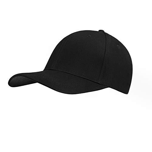Irevial Unisex Baseball Cap Kappe Outdoor mit Verschluss Hip Hop Hut Einstellbar Sport Beiläufig Baseballmütze