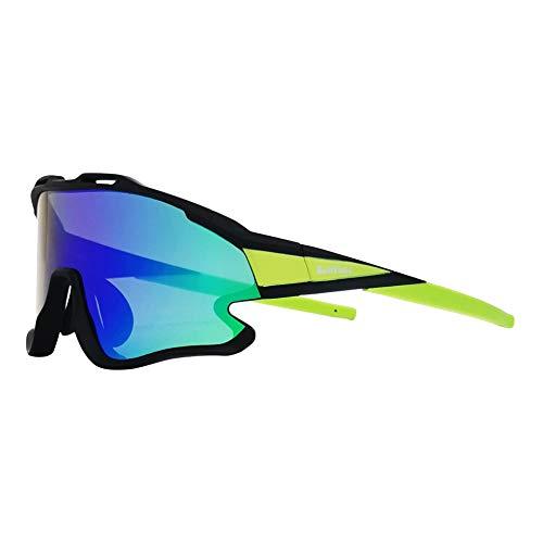 ZoliTime 2021 Nuevo kit de gafas de sol de ciclismo 4LS Gafas deportivas polarizadas UV400