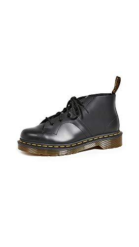 Dr. Martens Women's Church Monkey Boots, Black, 11 Medium US