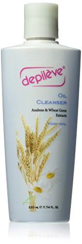 Depileve Oil Cleanser, 7.74 Ounce