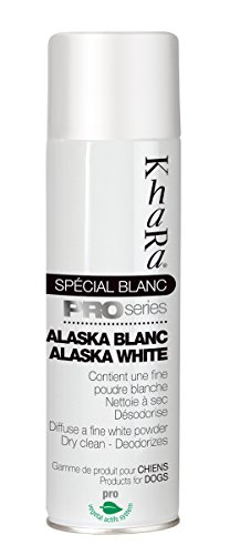 Khara Spray Blancheur pour Chien 500 ml