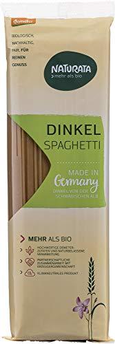 Naturata Bio Spaghetti Dinkel hell (6 x 500 gr)