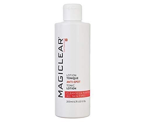 Luxury Dark Spot Remover for Face Toner Whitening Anti Spots Lotion - Melasma and Whitening Tonic - Best Swiss Brand Magiclear 200 ml…