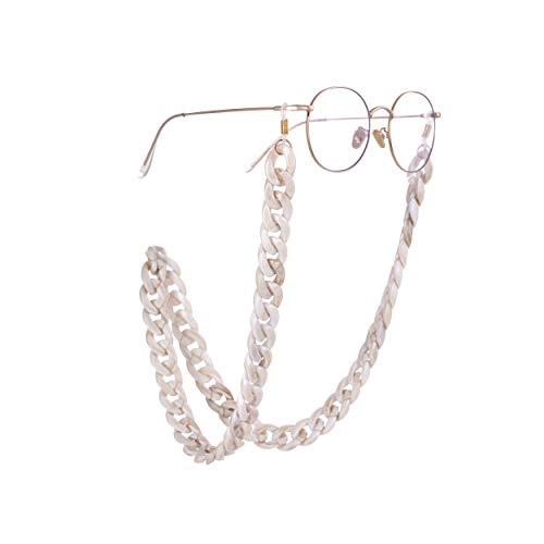 Fishhook - Cadena para gafas de sol, gafas de lectura, colgante, para mujeres y hombres