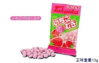 高岡食品 13gいちごむぎ 20袋×12箱×1ケース