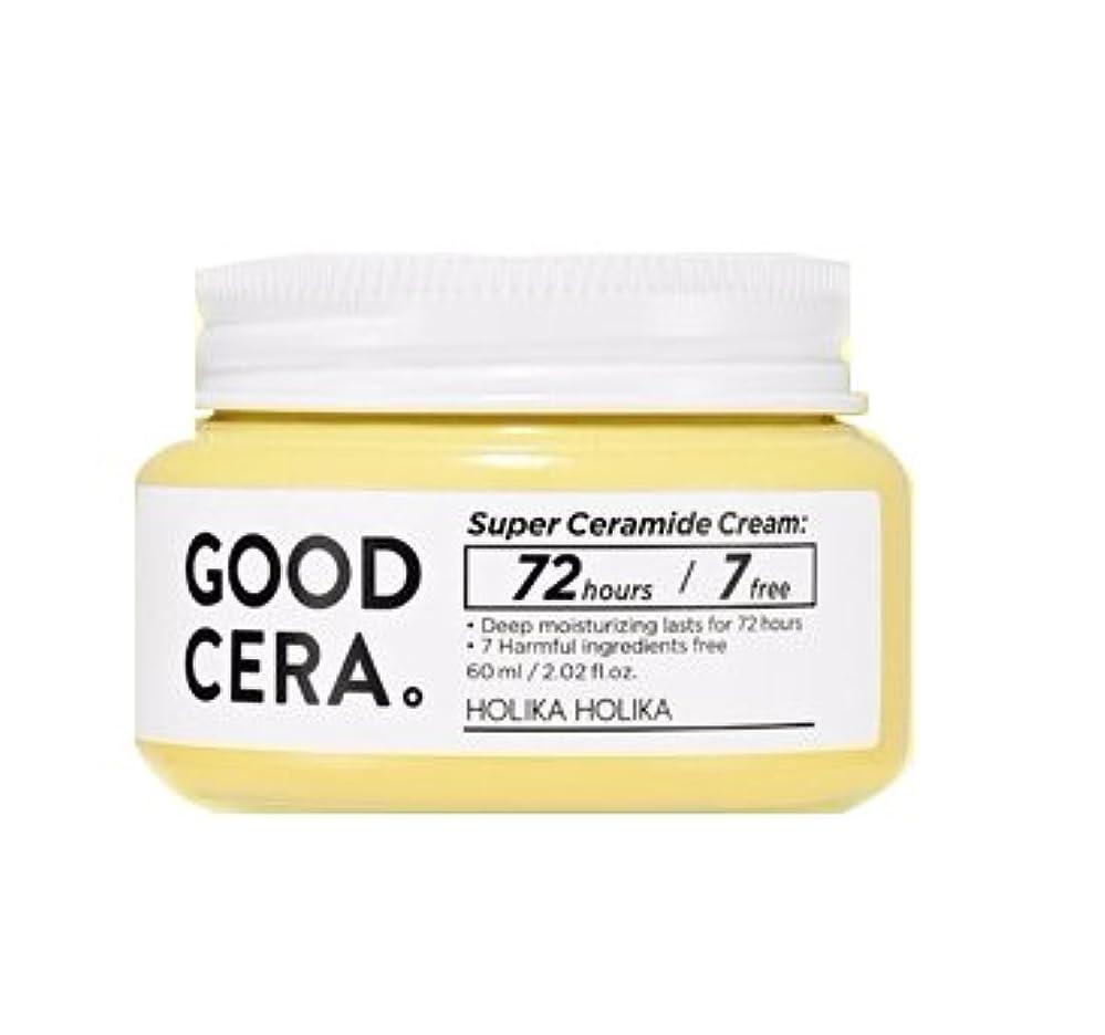 リーズマイルド密接に[NEW] ホリカホリカ スーパーセラミドクリーム 60ml / HOLIKA HOLIKA Super Ceramide Cream [並行輸入品]