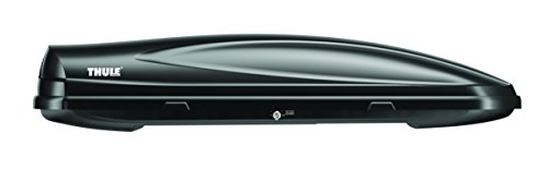 Thule 625 Force Cargo Box, X-Large,Black,X-Large (17 Cubic Feet)