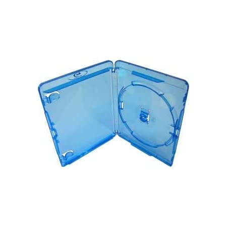 Amaray Blu Ray Boitier Premium pour 3 disques Pack 10
