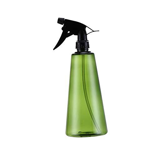 Vaporisateur, 750ml Vider Vaporiser Bouteilles Fine Brume Trigger Mist Pulvérisateur et Modes Flux for Nettoyage -Pack de 2 Facile à Laver et réutilisable (Color : Green, Size : 750ml)
