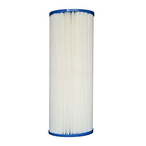 lzndeal Cartouche filtrante pour Pompe de Piscine pour Fedoo Unicel Pleatco Filbur C-4326 PRB25IN FC-2375