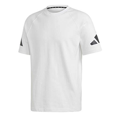 adidas Performance Herren T-Shirt Athletics Pack Weiss (100) S