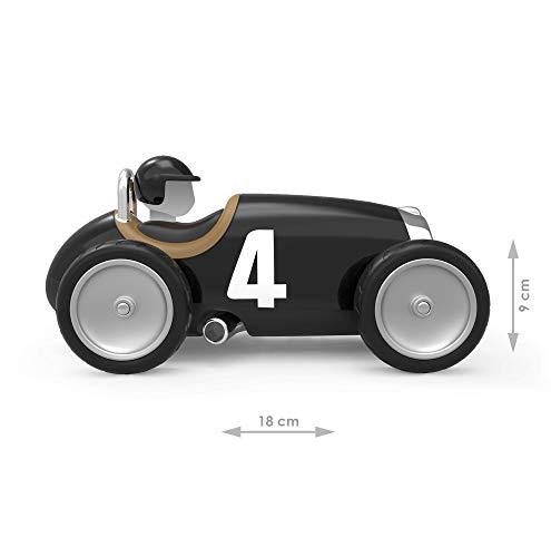 Voiture de Course pour Enfants, Jouet pour Bebe 1 an et Plus, Racing Car Black Style Vintage,...