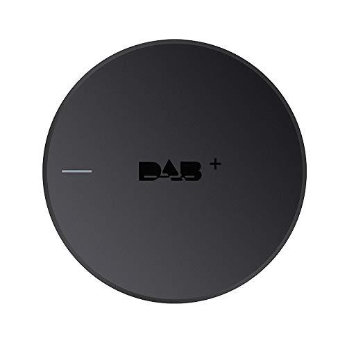 Docooler DAB + Box 008 Autoradio Empfänger Digitaler Audio Rundfunkempfänger Box Autoradios für Autoradio Android 5.1 und höher (nur für Länder mit DAB-Signal)
