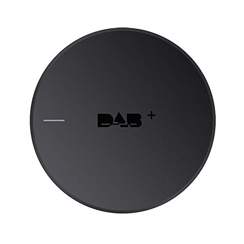 Docooler DAB + 008 DAB + Box Autoradio-Empfänger Digitaler Audio-Rundfunkempfänger Box Autoradios für Autoradio Android 5.1 und höher (nur für Länder mit DAB-Signal)