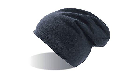 Cappellishop Bonnet long Atlantis Brooklin, mixte Pour fille Pour enfants Pour garçon Pour homme, bleu marine