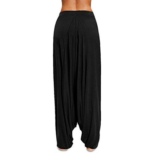 Yowablo Hose Chinohose Jeans Pants Wanderhose Trekkinghose Softshellhose Outdoorhose Hose Weiss Cargohose Freizeitanzug Sportbekleidung (L,Schwarz)