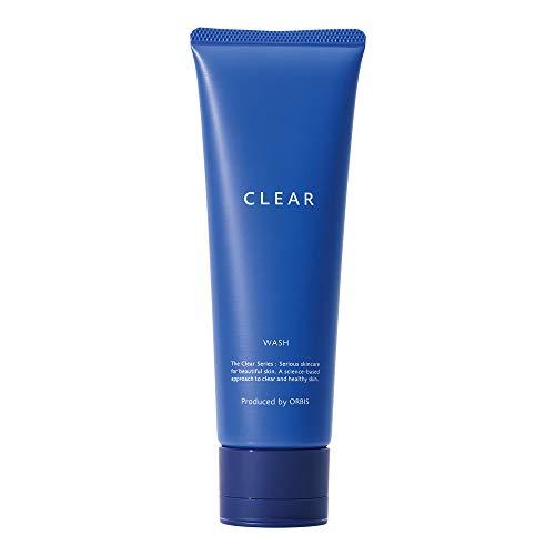 ORBIS(オルビス) [医薬部外品] クリアウォッシュ 洗顔フォーム 洗顔料 ニキビ予防 無香料 1.単品 120g