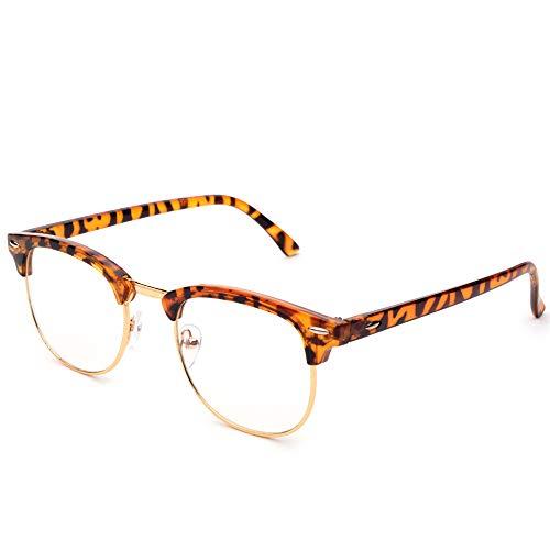 Gafas miopes -0.50 Moda Ligera Moda Hombres Mujeres Miopía Gafas de distancia