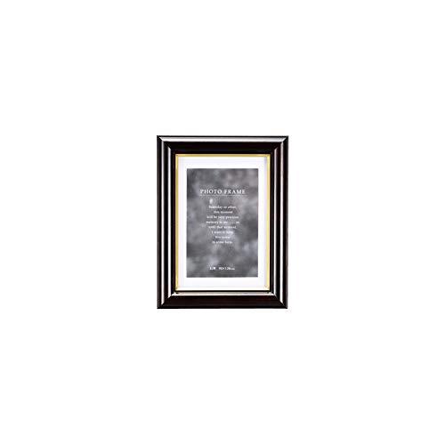 京仏壇はやし 仏具 写真立て サービス マホガニー【セット商品 京仏壇はやしオリジナルクロス付き】
