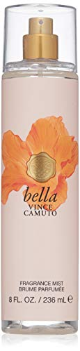 Vince Camuto Bella Body Fragrance Spray Mist, Bella, 8 Fl Oz