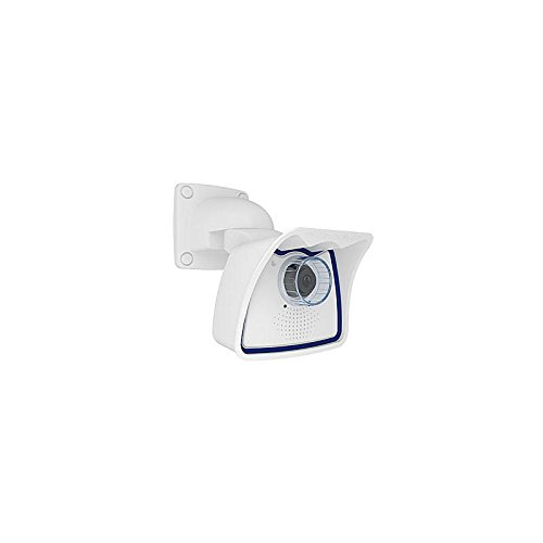 SECURITY M25-CSVario IP Outdoor Überwachungskamera weiß 3072 x 2048Pixel (IP-Kamera, Outdoor, weiß, Netzwerk, IP66, 3072 x 2048 Pixel)