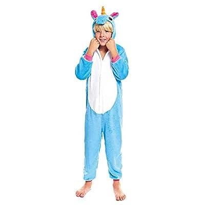 Disfraz Pijama Unicornio Blue Infantil Unisex (10-12 años) (+ Tallas Disponibles)