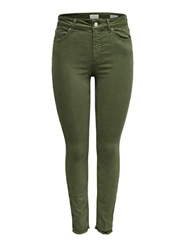 ONLY Female Skinny Fit Jeans ONLBlush mid sk Ankle M30Kalamata