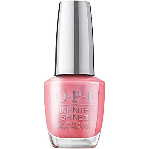 Opi Infinite Shine This Shade Is Ornamental! – Nagellack In Rosa-Pink Mit Bis Zu 11 Tagen Halt – Gel-Look & Ultimativer Glanz – 15ml