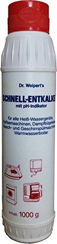 Dr.Weipert`s Schnell-Entkalker mit pH-Indikator 1 KG