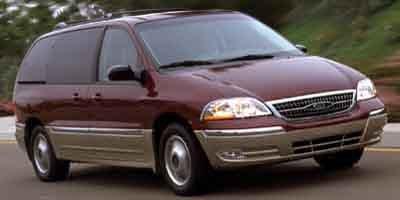 2000 Ford Windstar 121 Wheelbase Black