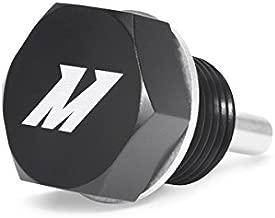 Mishimoto MMODP-1815B Magnetic Oil Drain Plug M18 x 1.5, Black