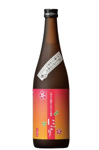 八海醸造『八海山の焼酎で仕込んだ梅酒 にごり』