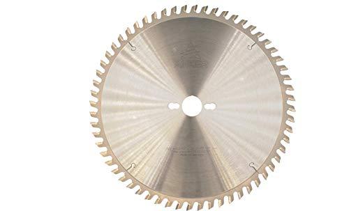 ANKER Hartmetall Holzkreissägeblatt Ø 303 x 30mm 60 Zähne | Zahnstellung Hohldach Flachzahn positiv (HDF) | Kombinebenlöcher