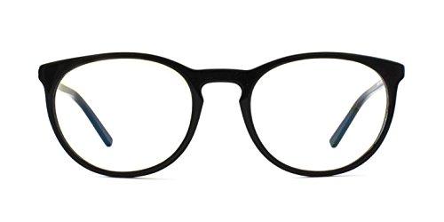 Pixel Eyewear Designer Computer Glasses with Anti-Blue Light Filer, UV Protection, Full Rim, Acetate Frame Black Color - Ventus Style