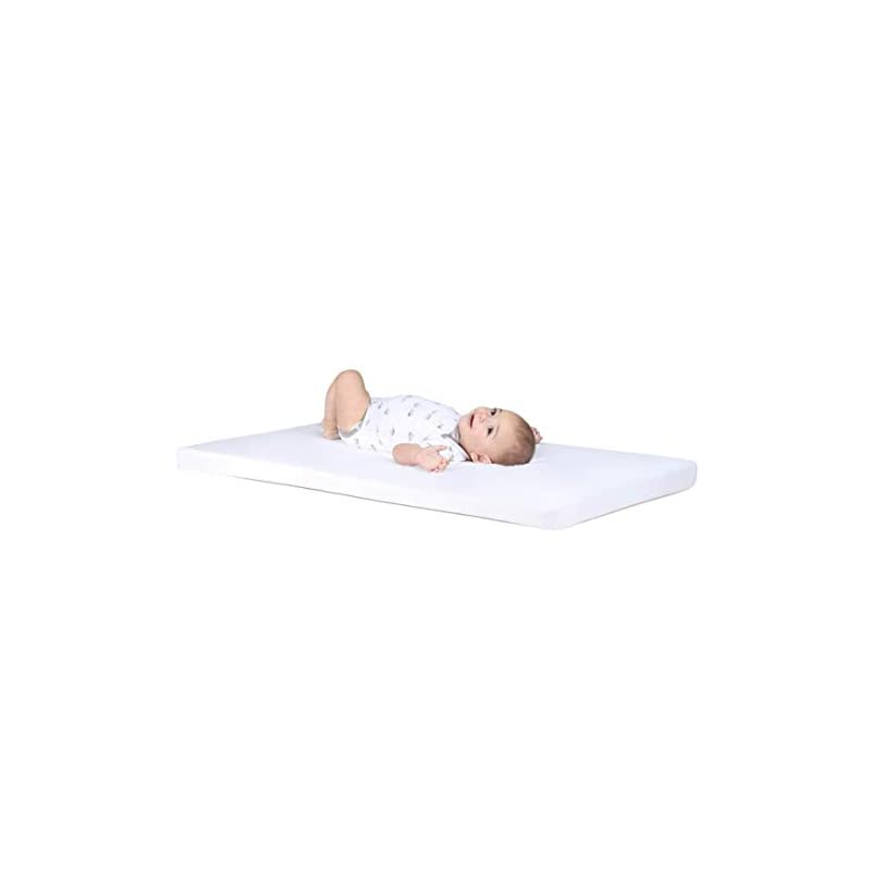 crib bedding and baby bedding milliard memory foam pack n ' play mattress topper
