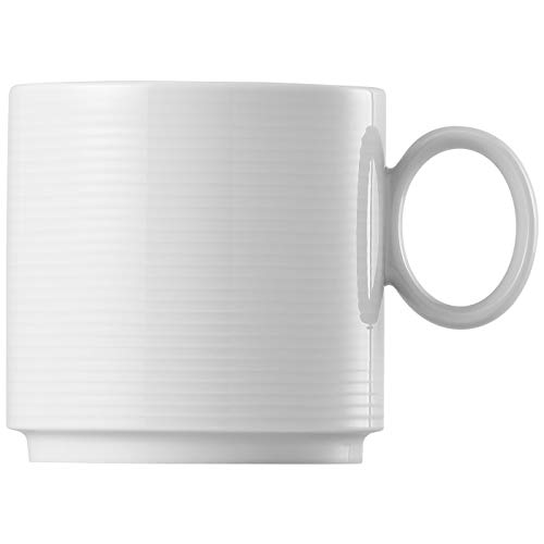 6 x Becher klein stapelbar - Loft by Rosenthal Weiß - Thomas - 11900-800001-15573