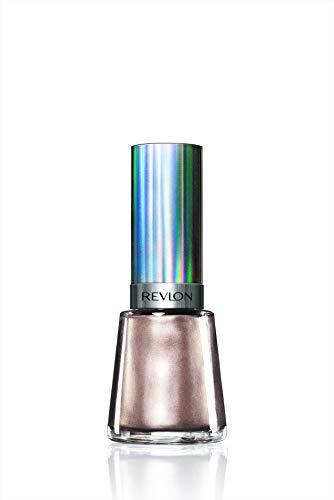 Revlon Nail Enamel, Chip Resistant Nail Polish, Glossy Shine Finish, in Nude/Brown, 130 Gilded Goddess, 0.5 oz