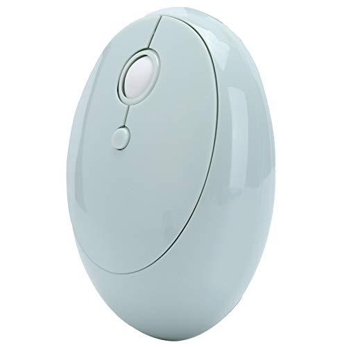 Socobeta Ratón inalámbrico Estable Liso de Bluetooth 3.0 del ratón de Bluetooth para la computadora de la PC para el Cuaderno
