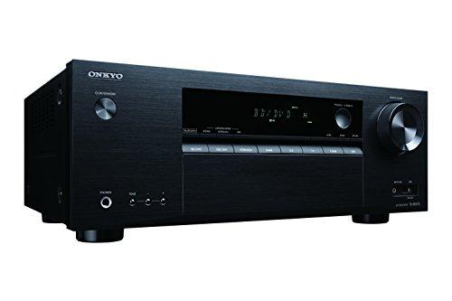 Onkyo TX-SR373 Receptor A/V de Canal 5.2 con Bluetooth