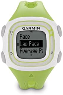 Garmin Forerunner 10 – Reloj GPS, color verde/blanco (Certificado)