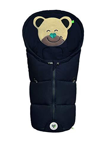Winter-Fußsack Mucki Classic für Babyschale, Tragewanne
