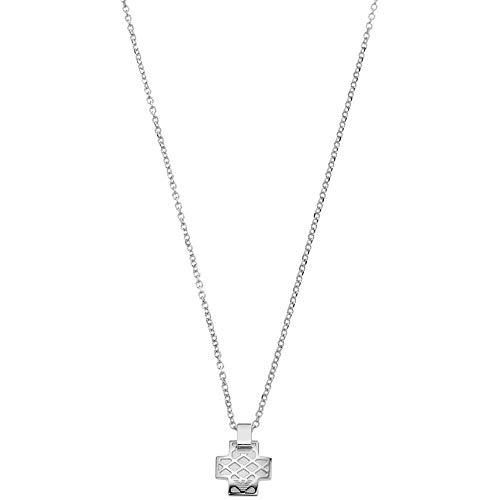 Emporio Armani - Collar para hombre, elegante, cód. EG2987040