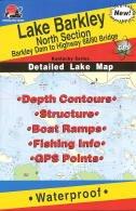 Lake Barkley North Section Fishing Map (Kentucky Lake Fishing Series, L112)