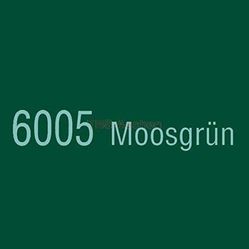 Brantho Korrux 3 in 1 400 ml RAL 6005, Moosgrün Komfort- Sprühdose, Rostschutzfarbe